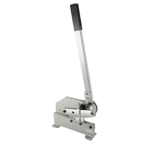 bench metal shear speedway 8 inch bench top mount hand metal shear