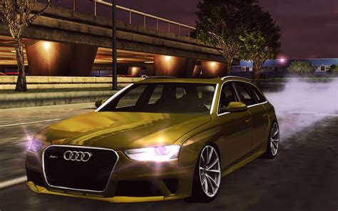 audi rs4 speed need for speed underground 2 audi rs4 nfscars