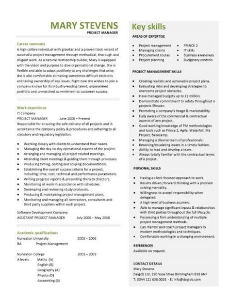 best 25 project manager resume ideas on project management free project management