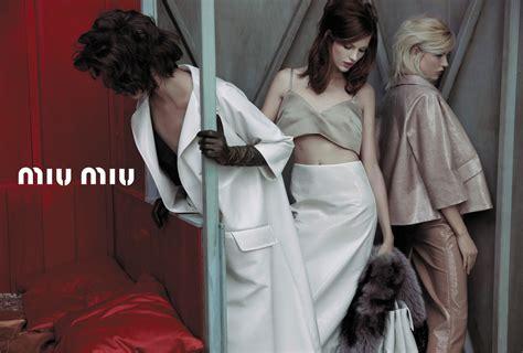 Fab Ad Miu Miu 08 by Miu Miu Ad Caign Summer 2013 Antoinenouveau