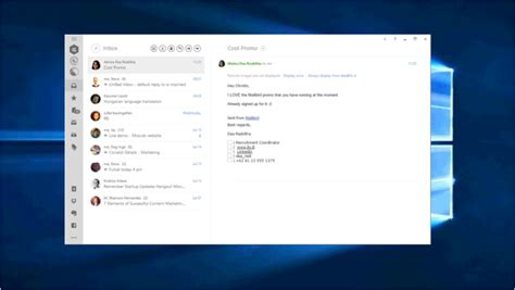 Best Site To Find Peoples Address Mailbird The Best Email App For Windows 10 In 2018