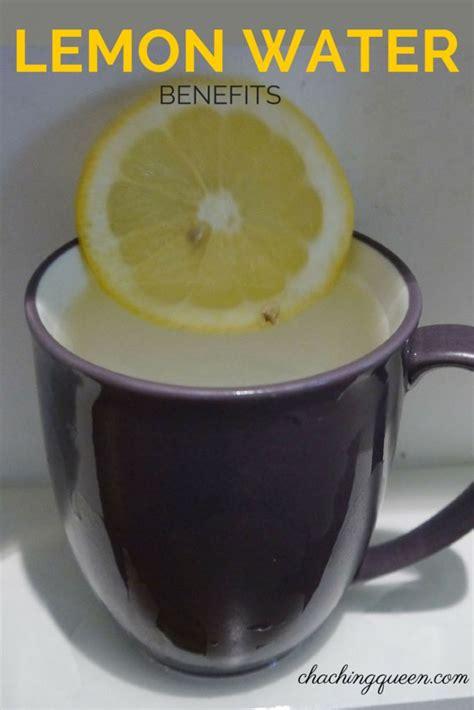 Yum Tea Detox Results by Best 25 Lemon Water Health Benefits Ideas On