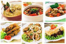 makanan indonesia  populer  luar negeri