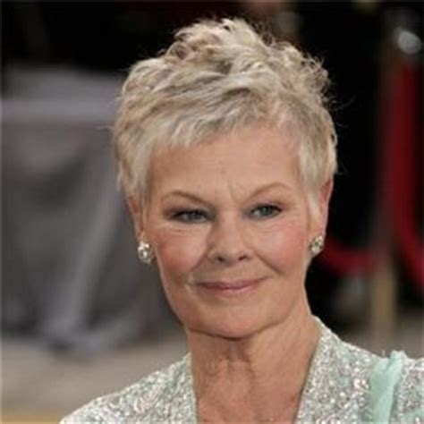 judith dench haircut beauty squared november 2012