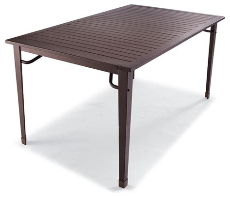 Outside Patio Tables by Folding Outdoor Buffet Table Traditional Folding Tables