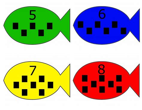 printable numbers on fish pin fish 11 clipart clip art on pinterest