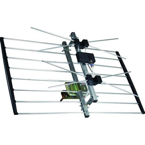 channel master metrotenna 40 mile range multi directional outdoor antenna cm 4220hd the home depot