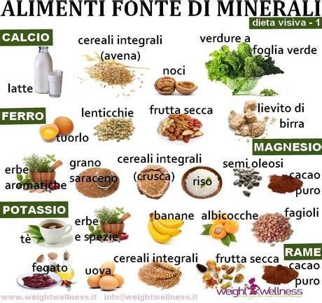 alimenti ricchi di zolfo sali minerali e alimentazione paperblog