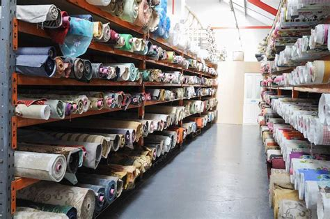 The Upholstery Shop Fabric Shop Fabric Warehouse The Millshop