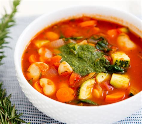 hearty vegetable soup a house in the hills