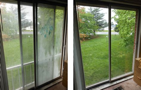 How To Replace A Patio Sliding Glass Door Roller Youtube Remove Patio Door