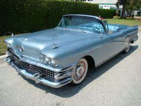 1958 Buick Roadmaster For Sale Buick Roadmaster Convertible 1958 Cabrio 50 180 S