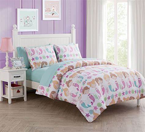 little mermaid full size comforter compare price full size little mermaid bedding on