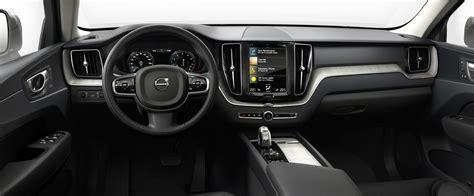 volvo xc60 interni 2018 volvo xc60 t6 and t8 drive premium