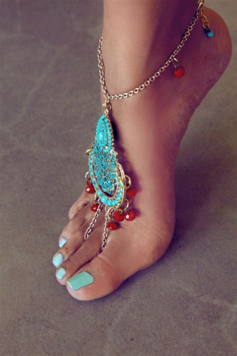 how to make barefoot sandals jewelry barefoot sandals make your own jewelry