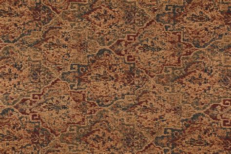 turners upholstery turner chenille tapestry upholstery fabric in mosaic