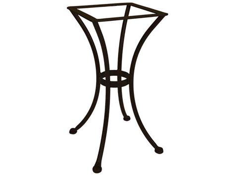 Wrought Iron Base Dining Table Ow Wrought Iron Dining Table Base Dt01 Base