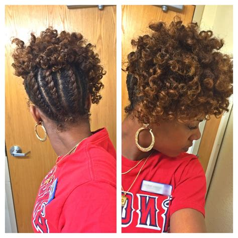 Hairstyles For Black Twist by Twist Updo Hairstyles Fade Haircut