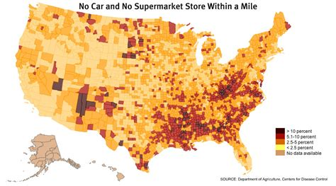 america map deserts food deserts another way the deck is stacked against car
