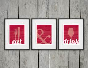 Dining Room Prints dining room prints wall art eat amp drink fork knife spoon