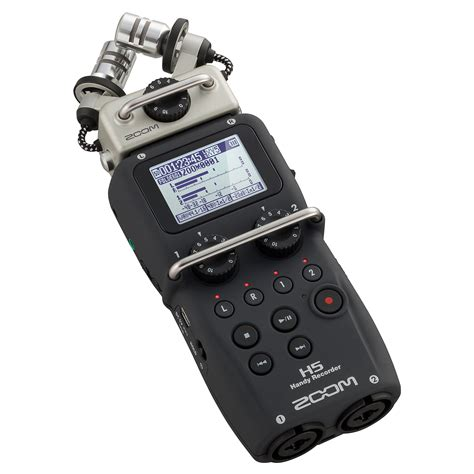 zoom digital zoom h5 171 digital audio recorder