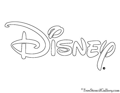 Disney Stencil Www Pixshark Com Images Galleries With Disney Templates Free