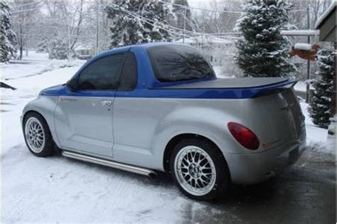 how do you make a pt cruiser cool? give it a v10 viper