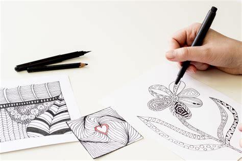 imagenes chidas que se puedan dibujar los beneficios de dibujar y colorear de adulto aunque no