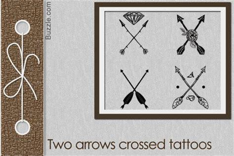 two arrows crossed tattoo meaning 65 best arrow images on crossed arrows