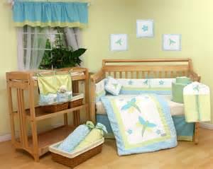 Dragonfly Crib Bedding Set Ebay