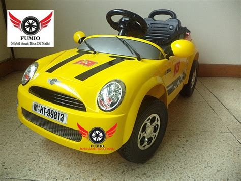 Mobil Aki Sport jual jual mobil anak aki type sporty warna kuning mobil