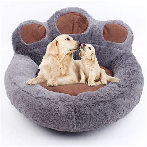 dog couches for small dogs paw design dog beds sofa warm pet dog kennel cat bed for