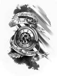 best 25 clock tattoos ideas on pinterest time clock
