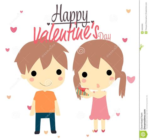 s day boy boy and valentines day stock vector image 50003300