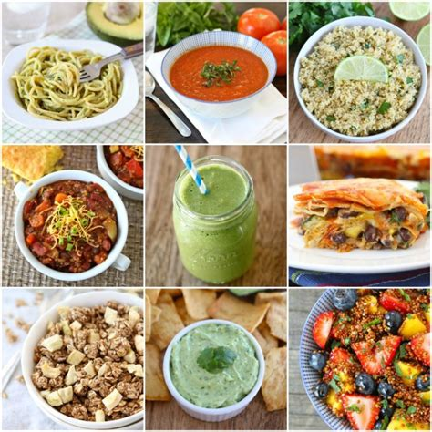 75 healthy recipes to kick off 2013 healthy recipes two peas their pod
