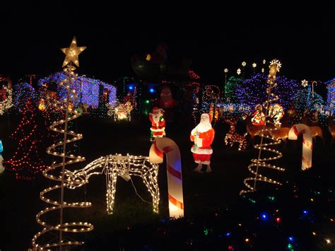 tripp family christmas lights cancelled 13wmaz com