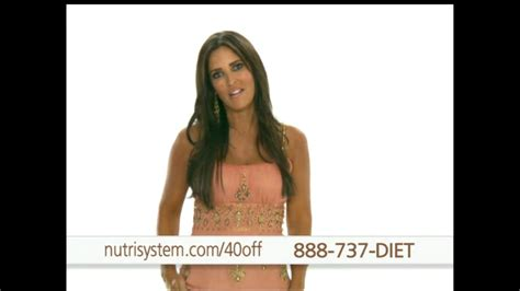 nutrisystem commercial actress jillian nutrisystem 40 off tv commercial featuring jillian