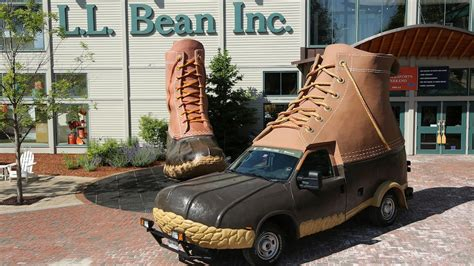 l l bean rides into boston area schools with the