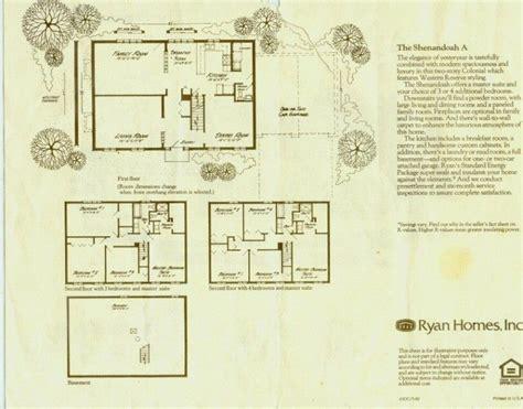 ryan homes wexford floor plan fresh ryan homes wexford floor plan new home plans design