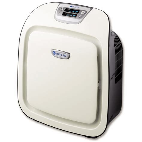 Air Purifiers shop idylis 3 speed 155 sq ft hepa filter air purifier at lowes