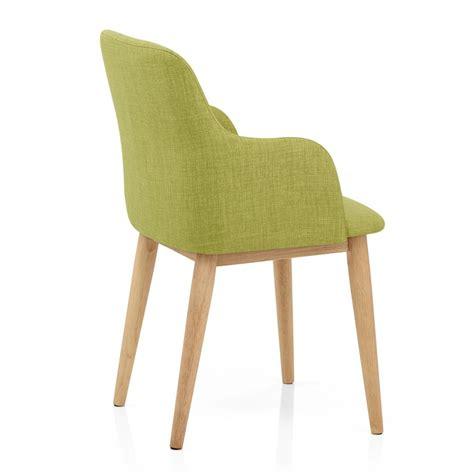 tessuti per sedie sedia da pranzo in tessuto e legno albany