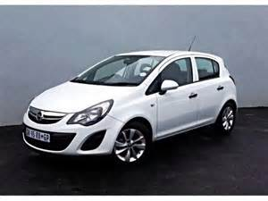 Second Opel Corsa Used Opel Corsa 1 4 Essentia For Sale In 1117657 Used