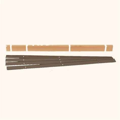 easyflex landscape edging kit bronze the home depot canada