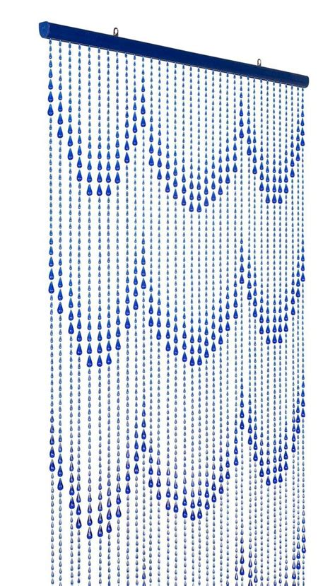 raindrop beaded curtains iridescent blue raindrop beaded curtain that bohemian