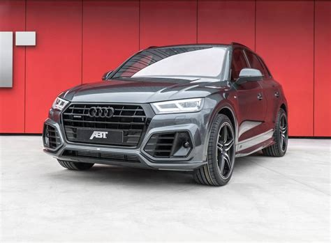 Audi Q5 Abt by Official Abt Audi Q5 And Sq5 Quot Slim Quot Gtspirit