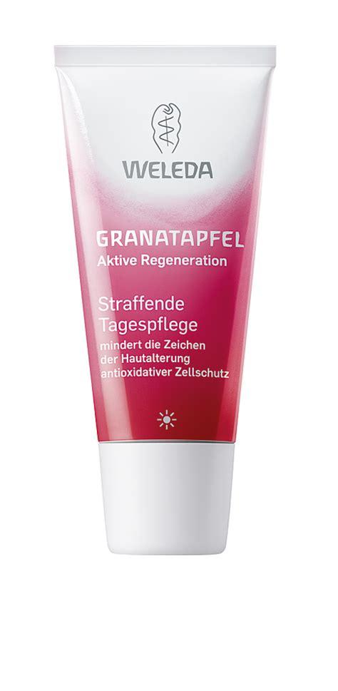 Weleda Granatapfel Straffende Tagespflege 17 by Weleda Granatapfel Straffende Tagespflege Valsona