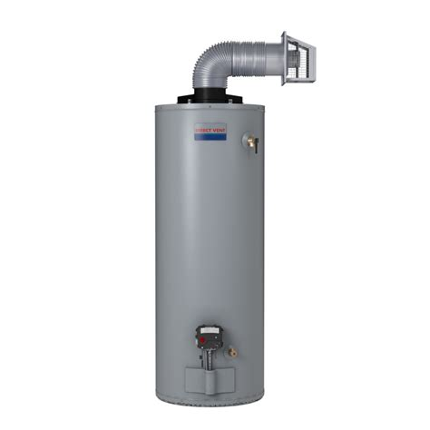 Lowes Installers Background Check Shop Direct Vent 50 Gallon 6 Year Liquid Propane Water Heater At Lowes