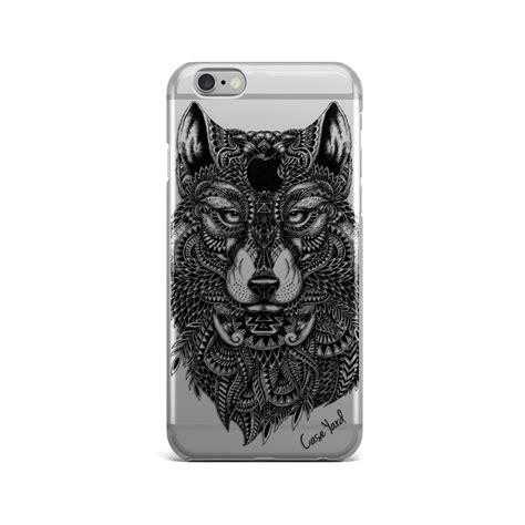 Casing Samsung C7 Wolf Custom Hardcase Cover iphone 7 clear wolf iphone 6s casewolf iphone 6