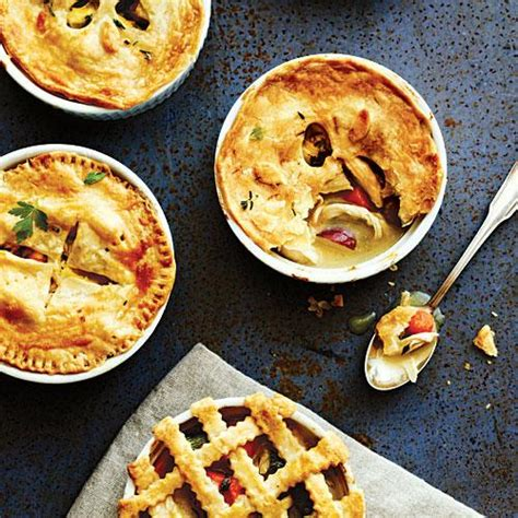 Light Chicken Pot Pie by Fashioned Chicken Potpie The New Way To Cook Light Recipes Cooking Light