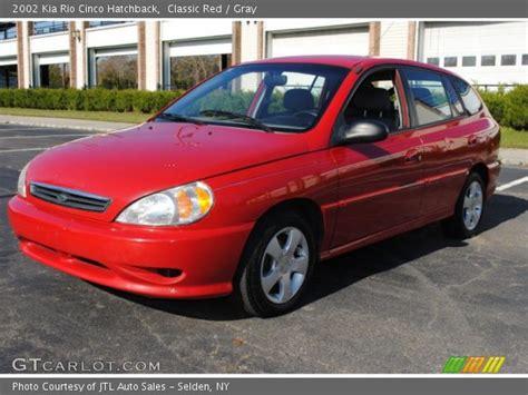 kia hatchback 2002 classic 2002 kia cinco hatchback gray interior